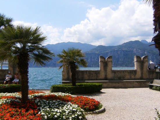 Malcesine - Vista Lago di Garda (3938 clic)