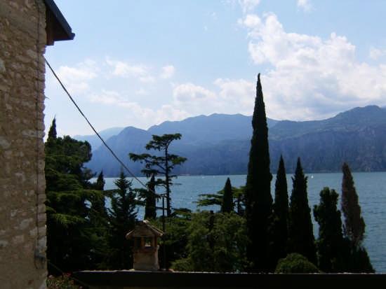 Malcesine - Castello - Vista Lago di Garda (2694 clic)