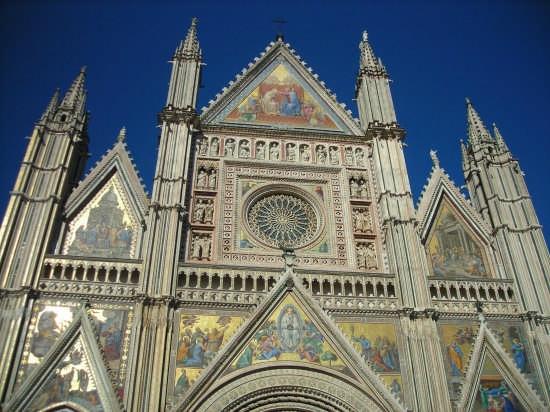 Il Duomo - Orvieto (3540 clic)