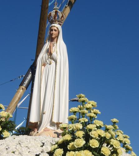 Madonna di Fatima - Bergamo (3225 clic)
