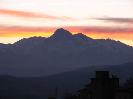 Tramonto - Atri (1636 clic)