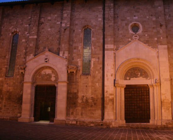 Cattedrale - Atri (1850 clic)