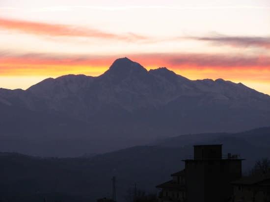 Tramonto - Atri (2108 clic)