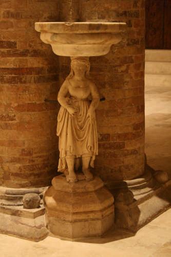 Cattedrale di Atri (1964 clic)