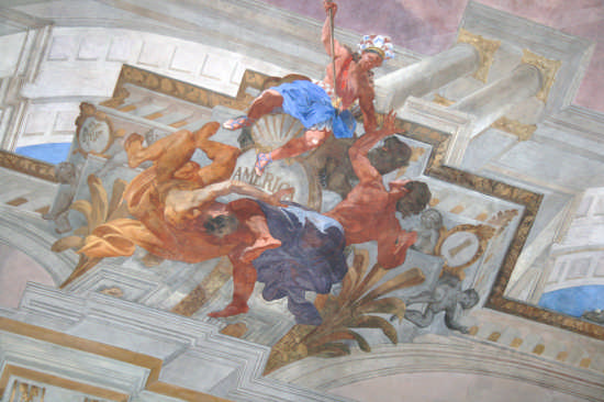 Affreschi Chiesa San Domenico - Atri (2216 clic)