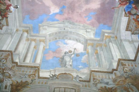 Affreschi Chiesa San Domenico - Atri (1633 clic)