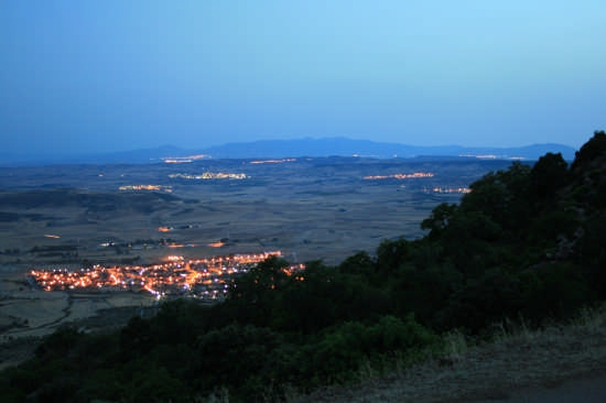 notturno dalla giara 3 - GIARA - inserita il 17-Sep-08