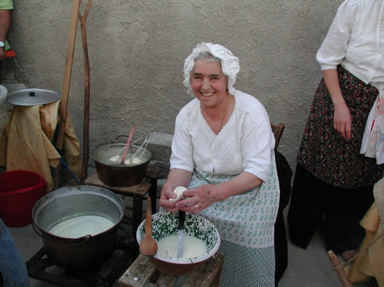 Festa degli antichi mestieri - Pescocostanzo (13180 clic)
