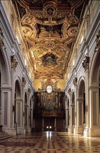 Basilica di San Bernardino - L'Aquila (7865 clic)