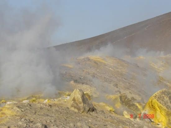 Cratere  - Vulcano (3376 clic)