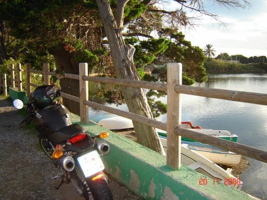 Vista sul lago - Ganzirri (3342 clic)