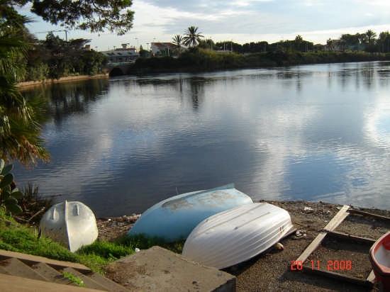 Vista sul lago - Ganzirri (3376 clic)