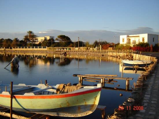 Vista sul lago - Ganzirri (3855 clic)