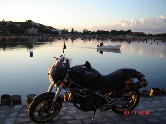 Vista sul lago - Ganzirri (3279 clic)