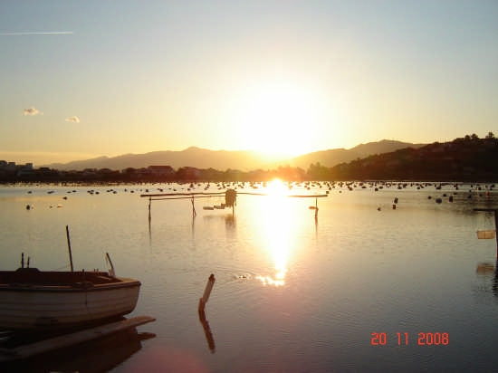 Vista sul lago - Ganzirri (3098 clic)