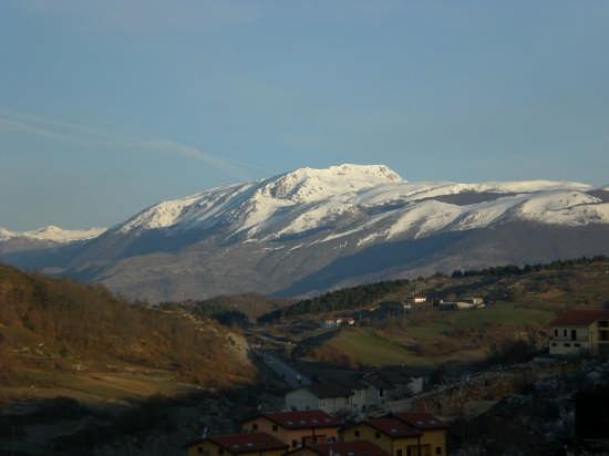 Monte Greco - Barrea (3757 clic)