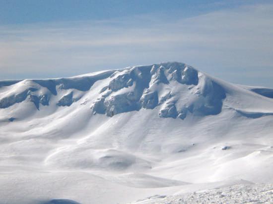 Monte Greco (versione invernale) - Roccaraso (4168 clic)