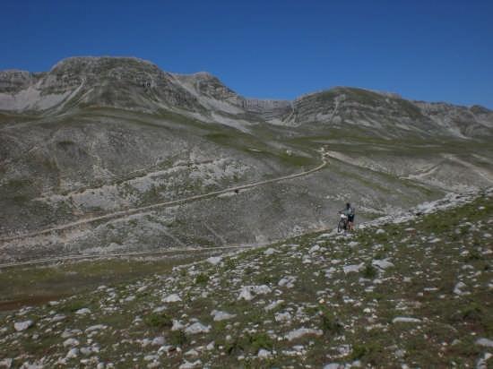 Serra Rocca Chiarano - Roccaraso (3606 clic)