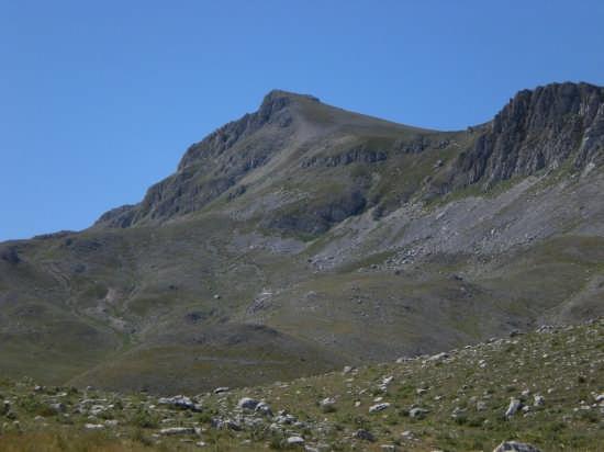 Monte Greco - ROCCARASO - inserita il 09-Oct-08
