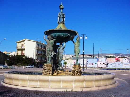 Fontana Piscitelli - Manfredonia (3594 clic)