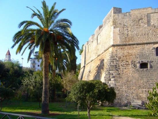 Villa comunale - Manfredonia (2649 clic)