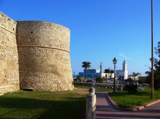 Villa comunale - Manfredonia (3215 clic)