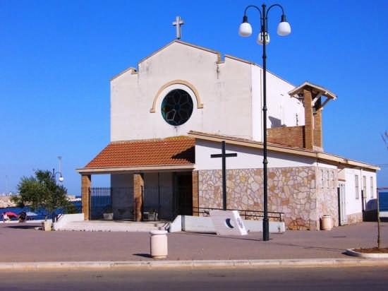 Chiesa di S. Andrea - Manfredonia (3388 clic)