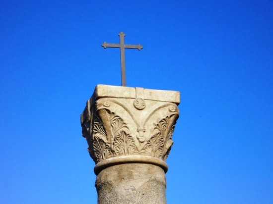 Capitello Corinzio  - Siponto (2353 clic)