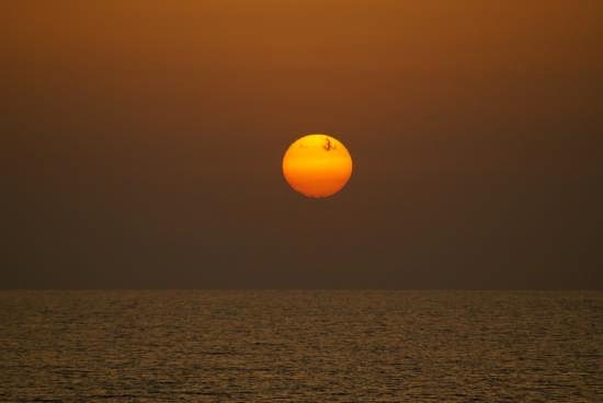 tramonto al mare - Curinga (3345 clic)