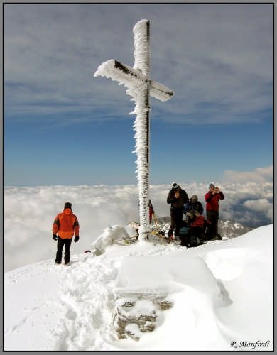 In vetta al monte Sagro - Carrara (4775 clic)