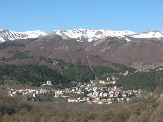 Roccaraso Panorama (5027 clic)