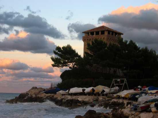 La torre di Portonovo - Ancona (5043 clic)