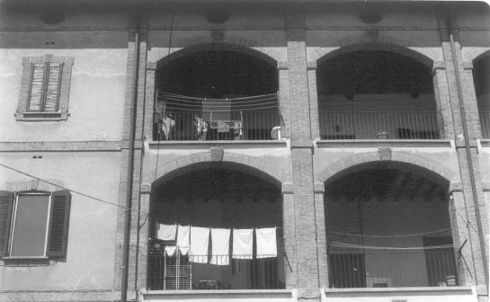 Corte del Dosso - loggiato - Bellusco (2364 clic)