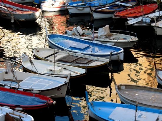 Nel porto - Camogli (4126 clic)