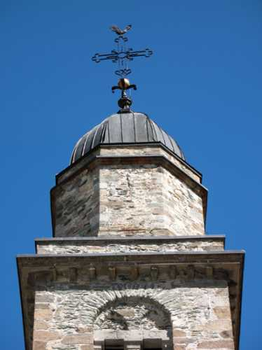 campanile - Cogne (2821 clic)