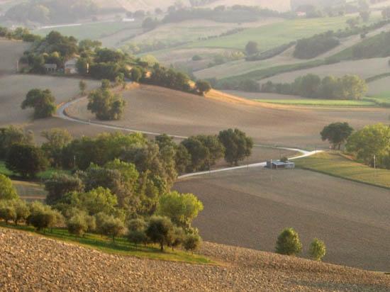Tramonto a Casa Corno - Mazzangrugno (3021 clic)