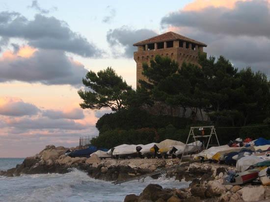 La Torre - Portonovo (3778 clic)