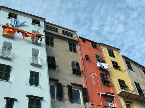 La palazzata - Portovenere (2993 clic)
