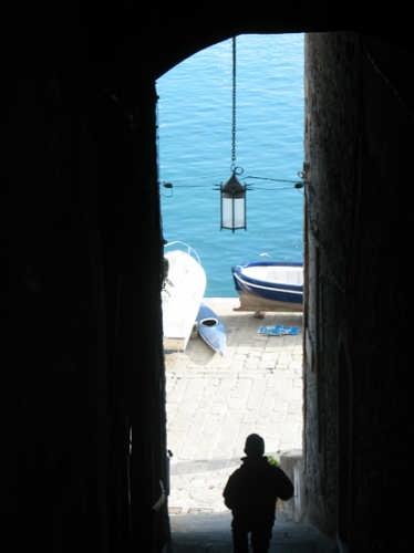 Scalinata - Portovenere (2820 clic)