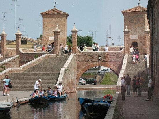 I Trepponti di Comacchio (5031 clic)