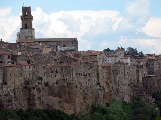 La città di tufo - Pitigliano (3905 clic)