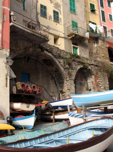 Antico porticciolo  - Riomaggiore (3365 clic)