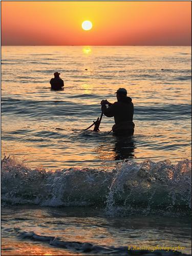 La pesca delle telline (1147 clic)
