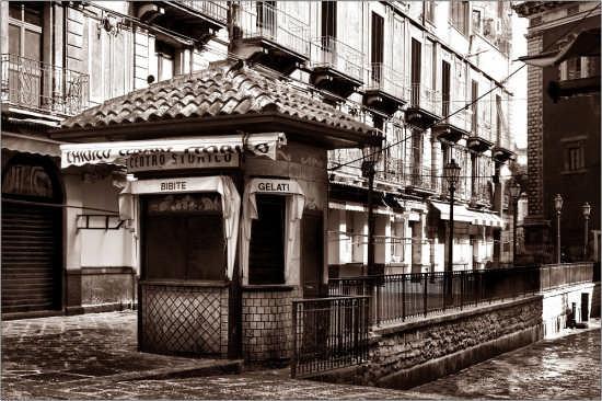 Chiosco - Catania (3328 clic)