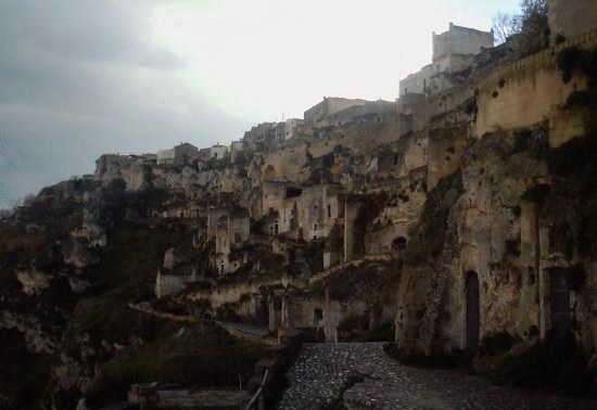 I Sassi - Matera (4078 clic)