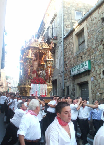 San Sebastiano - Mistretta (4846 clic)