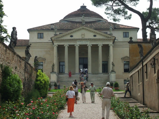 Villa Capra detta La Rotonda - Vicenza (4603 clic)