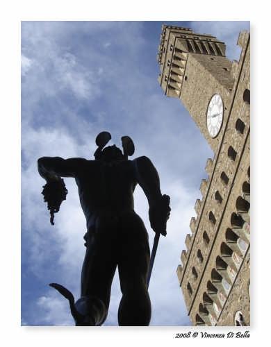 Palazzo Vecchio - Firenze (2384 clic)