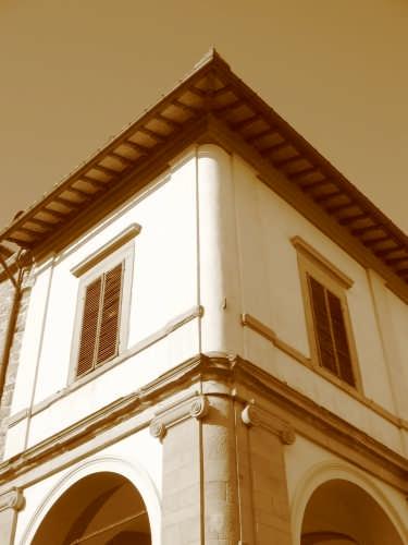 Angolo convesso - Cortona (2898 clic)