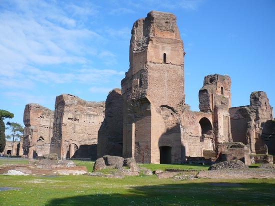 Terme di Caracalla - Roma (996 clic)